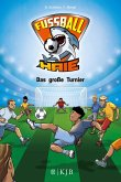 Das große Turnier / Fußball-Haie Bd.2
