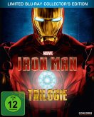 Iron Man Trilogie (Limited Blu-ray Collector's Edition, Steelbook, 3 Discs)