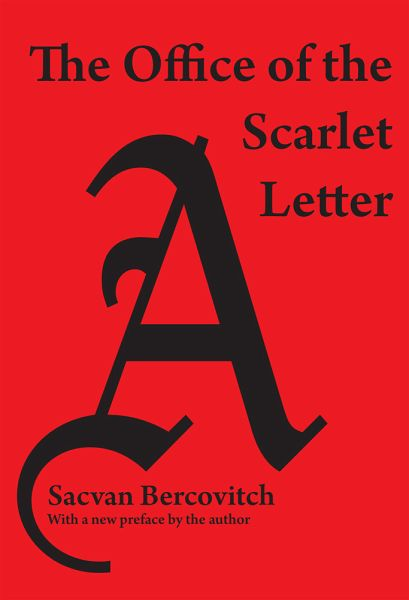 The Office Of The Scarlet Letter EBook PDF Von Sacvan Bercovitch