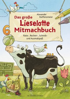 Das große Lieselotte Mitmachbuch - Steffensmeier, Alexander