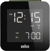 Braun BNC 009 Funkwecker Multiband schwarz