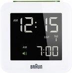 Braun BNC 009 Funkwecker Multiband weiß