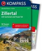 Zillertal mit Gerlostal und Tuxer Tal