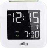 Braun BNC 008 Funkwecker Multiband weiß