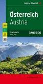 Freytag & Berndt Autokarte Österreich; Austria