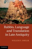 Rabbis, Language and Translation in Late Antiquity (eBook, PDF)