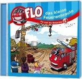 Flo - das kleine Feuerwehrauto - Flo und die Mutprobe, Audio-CD