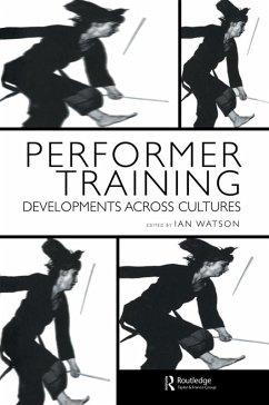 Performer Training (eBook, ePUB)