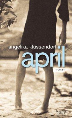 April - Klüssendorf, Angelika