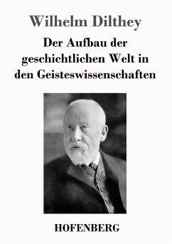 Der Aufbau der geschichtlichen Welt in den Geisteswissenschaften - Dilthey, Wilhelm