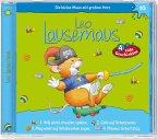 Leo Lausemaus - Will nicht draußen spielen, Audio-CD