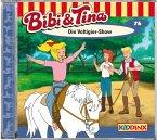 Die Voltigier-Show / Bibi & Tina Bd.76 (1 Audio-CD)