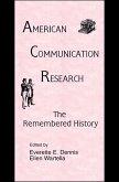 American Communication Research (eBook, PDF)