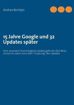 15 Jahre Google und 32 Updates später (eBook, ePUB)