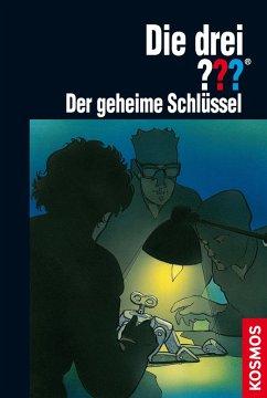 Die drei ??? Der geheime Schlüssel (drei Fragezeichen) (eBook, ePUB) - Marx, André