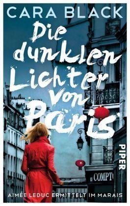 Buch-Reihe Aimée Leduc von Cara Black
