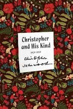 Christopher and His Kind (eBook, ePUB) - Isherwood, Christopher