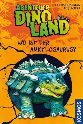 Buch-Reihe Abenteuer Dinoland