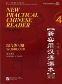 New Practical Chinese Reader 4, Workbook (2. Edition)