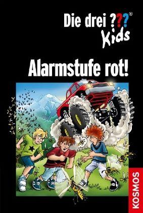 Monster Trucks For Sale >> Die drei Fragezeichen-Kids - Alarmstufe rot! von Christoph Dittert - Buch - bücher.de