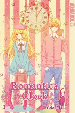 Tokyopop Romantica Clock / Romantica Clock Bd.1