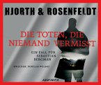 Die Toten, die niemand vermisst / Sebastian Bergman Bd.3 (MP3-Download)