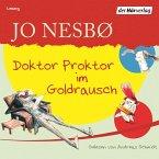 Doktor Proktor im Goldrausch / Doktor Proktor Bd.4 (MP3-Download)