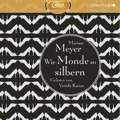 Wie Monde so silbern / Luna Chroniken Bd.1 (MP3-Download) - Meyer, Marissa