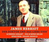 Der Doktor und das liebe Vieh (Box 2) - Schwein gehabt und Die schöne Helen (MP3-Download)