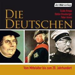 Die Deutschen (MP3-Download) - Knopp, Guido; Brauburger, Stefan; Arens, Peter