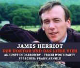 Der Doktor und das liebe Vieh (Box 1) - Ankunft in Darrowby und Tricki Woo's Party (MP3-Download)