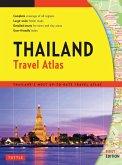 Thailand Travel Atlas (eBook, ePUB)