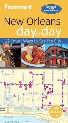 Frommer's New Orleans day by day (eBook, ePUB) - Kamysz Lane, Julie