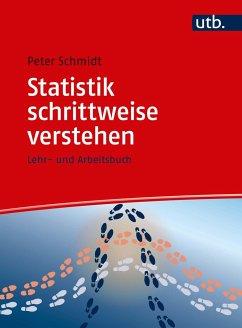 Statistik schrittweise verstehen - Schmidt, Peter