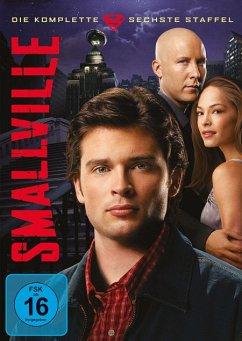 Smallville - Die komplette sechste Staffel (6 D...