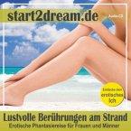 Lustvolle Berührungen am Strand, Audio-CD
