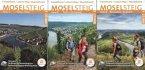Topographische Freizeitkarte Rheinland-Pfalz Moselsteig, 3 Bl.