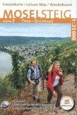 Topographische Freizeitkarte Rheinland-Pfalz Moselsteig