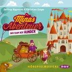 Minas Abenteuer - Der Baum der Wunder, 1 Audio-CD