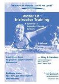 Water Fit Instruktor Training Manual (eBook, ePUB)