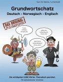 Grundwortschatz Deutsch - Norwegisch - Englisch (eBook, ePUB)