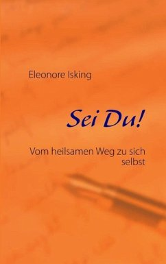 Sei Du! (eBook, ePUB)