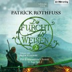 Die Furcht des Weisen (2) (MP3-Download)