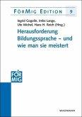 Herausforderung Bildungssprache - und wie man sie meistert (eBook, PDF)
