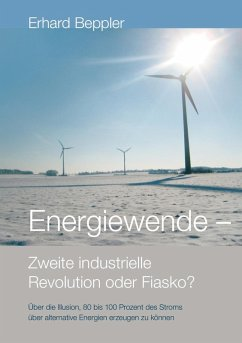 Energiewende - Zweite industrielle Revolution oder Fiasko? (eBook, ePUB) - Erhard Beppler