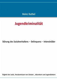 Jugendkriminalität (eBook, ePUB)