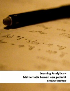 Learning Analytics - Mathematik Lernen neu gedacht (eBook, ePUB)