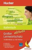 Großer Lernwortschatz Italienisch aktuell (eBook, PDF)