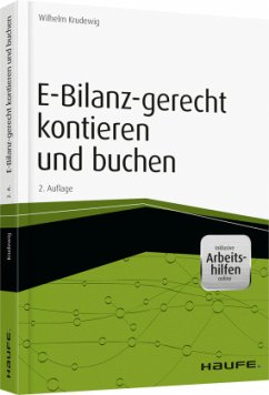 E-Bilanz-gerecht kontieren und buchen - inkl. A...