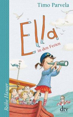 Ella in den Ferien / Ella Bd.5 - Parvela, Timo
